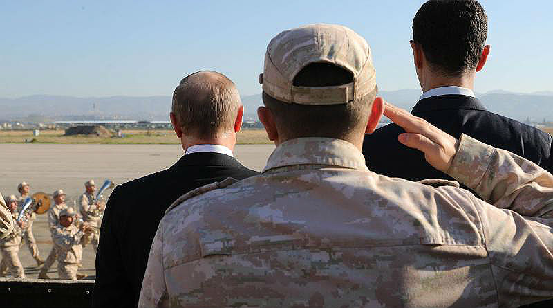 Russian Policy Across the Middle East: Motivations and Methods