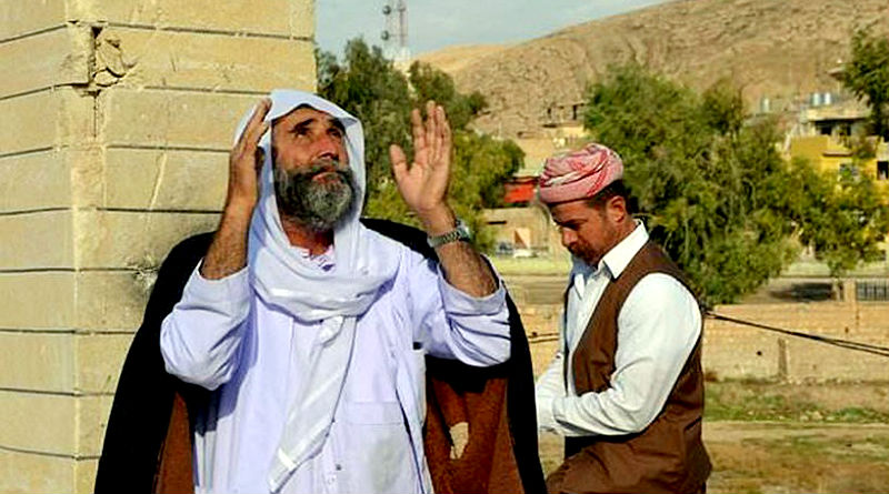 Yezidi MP 'pessimistic' about future in post-ISIS Iraq