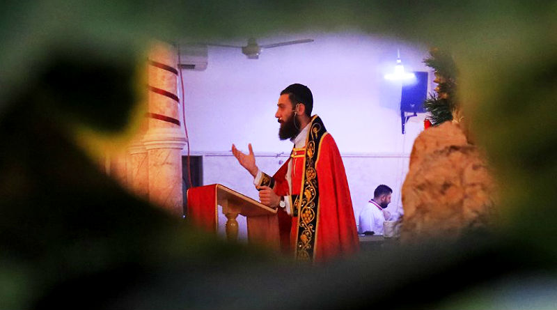 A multi-religious 'fellowship' in Syria possible again, says church leader