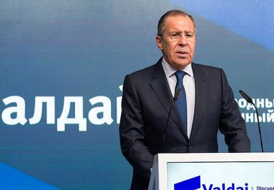Remarks and Answers to Questions by Foreign Minister Sergey Lavrov at the Middle East Conference of the Valdai Discussion Club, Moscow, 19-02-2018