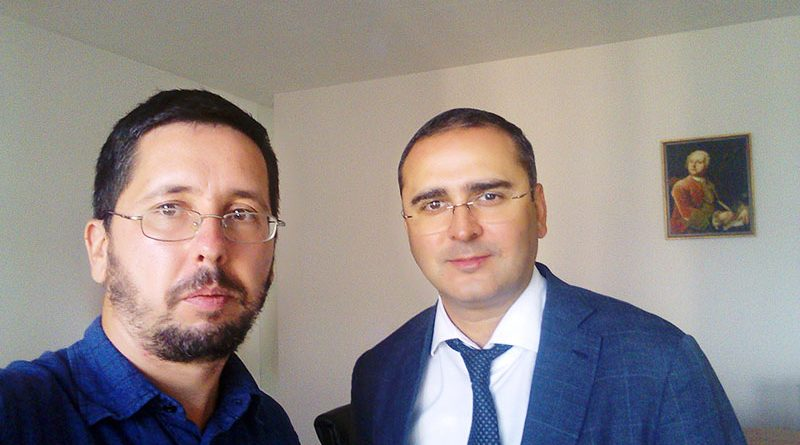 On 29 August Vladikavkaz hosted a meeting between the rector of the North Ossetian State University, Alan Ogoev, and Mikhail Chernov, head of the Middle East - North Caucasus: Cultural Policy in Strengthening the Interethnicand Interreligious Peace