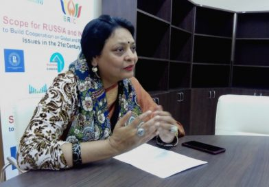 Purnima Anand President International Federation of Indo-Russian Youth Clubs BRICS International Forum