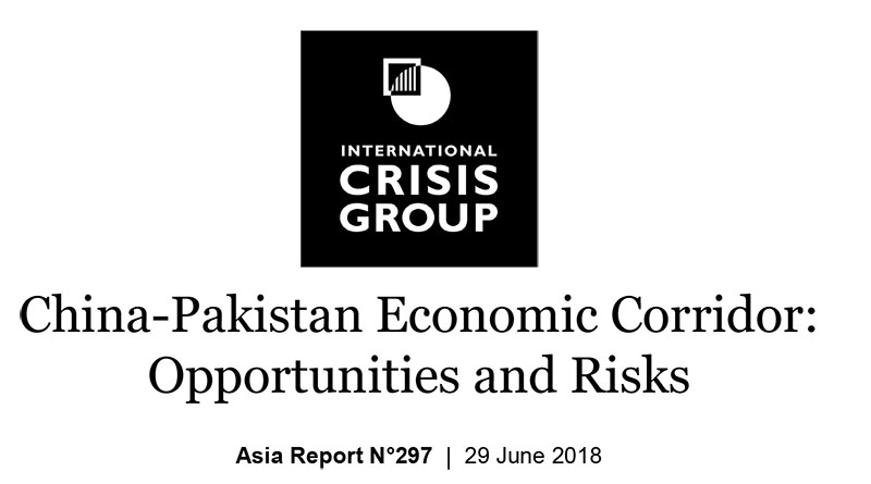 China-Pakistan Economic Corridor: Opportunities and Risks